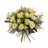 Bouquet of Lisianthus